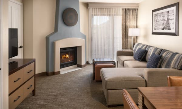 Our modern amenities will keep you entertained while lounging in your living area.