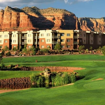 Hilton Sedona Resort at Bell Rock Exterior