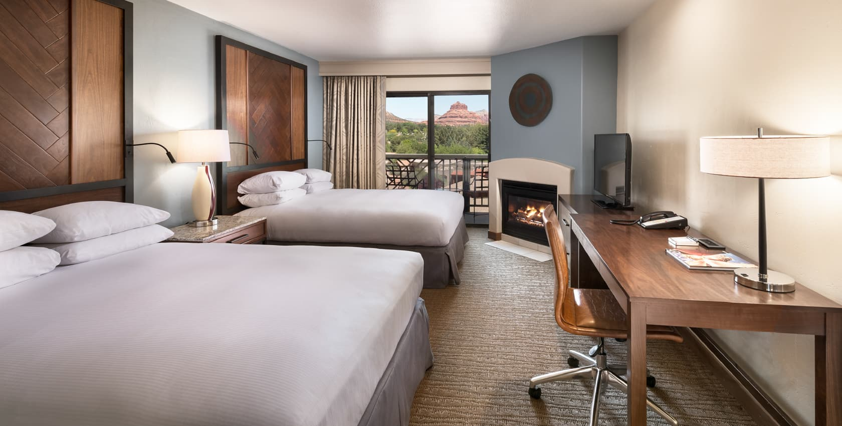 Rooms Amp Suites Gallery Hilton Sedona Resort At Bell Rock