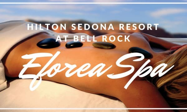 Hilton Sedona Resort At Bell Rock Eforea Spa Video