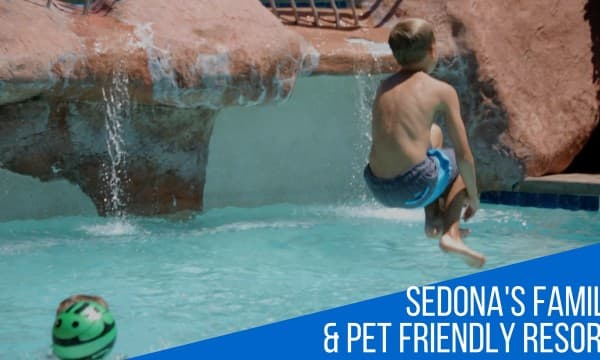 Sedon's Family & Pet Friendly Resort Video