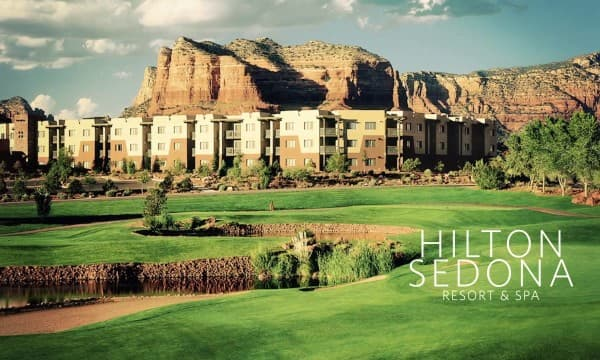 HIlton Sedona Resort at Bell Rock Video